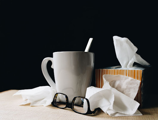 Why You Should Actually Stay Home When You're Sick — No, Really