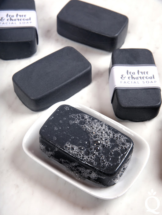 Charcoal Facial Soap Kit - Soap Queen