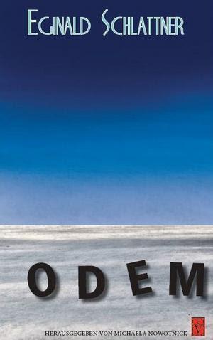 """Coperta volumului """"Odem"""" (Răsuflare)"""