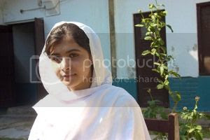 Malala Yousafzai: click to find out more