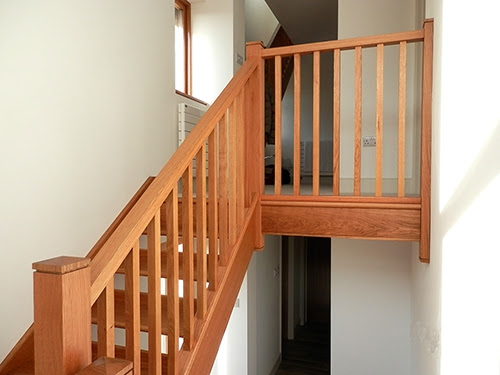 Case Study - Town Green staircase