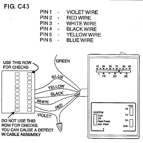 Dometic Analog Thermostat Wiring Diagram - AtkinsjewelryAtkinsjewelry