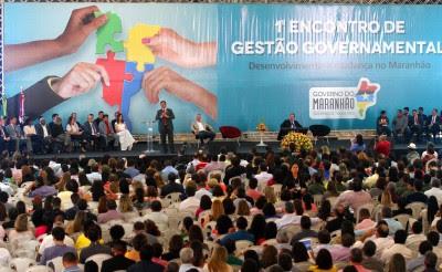 Foto1_GilsonTeixeira - I Encontro de Gestão Governamental