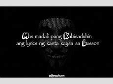 Real Talk Quotes Facebook Tagalog