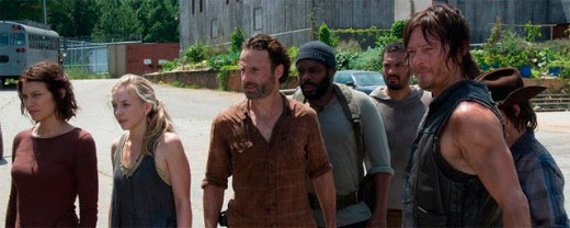 The Walking Dead regresará en febrero
