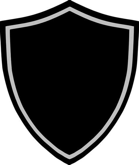 shield badge logo  vector graphic  pixabay
