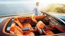 Rolls-Royce Dawn launched: Striking new convertible from the luxury car brand (Watch video)