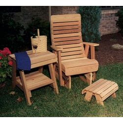 Creekvine Designs Cedar Classic Rocking Glider Furniture ...