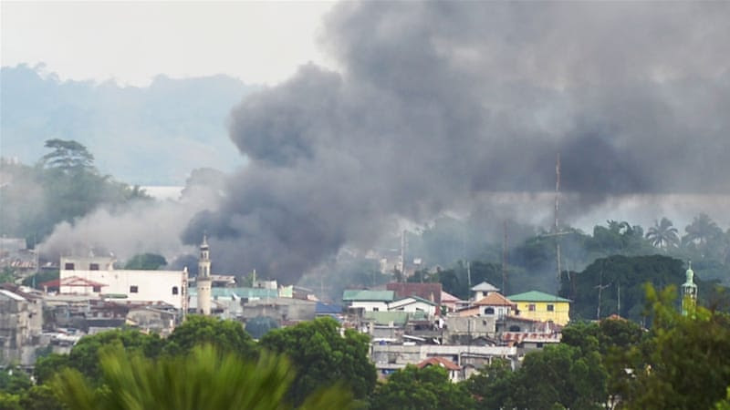 Image result for marawi city fighting images