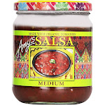 Amy's Organic Medium Salsa, 14.7 Ounce
