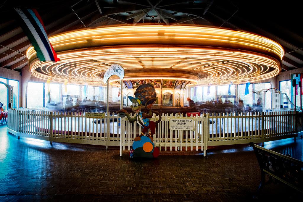 Mary Go Round|Peddler's Village