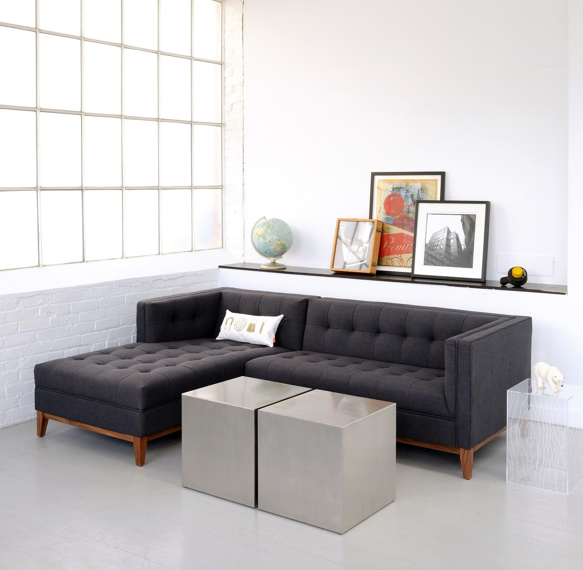The Best Apartment Sectional Sofas Solving Function and ...