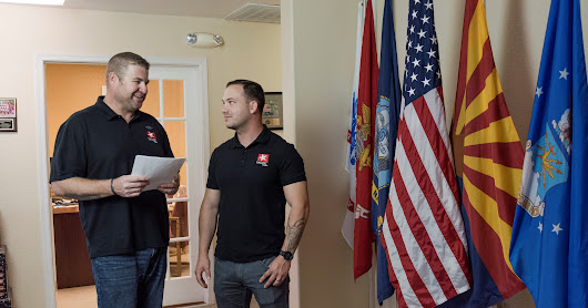 America's veterans thrive in the small business world