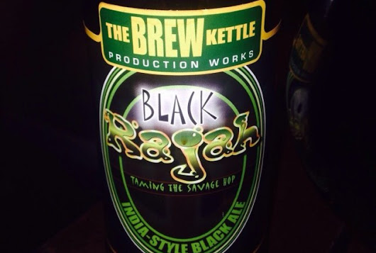 Black Rajah Beer Review