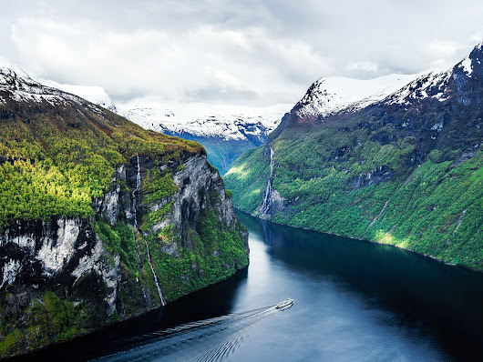 The Best Way to See Norway's Fjords