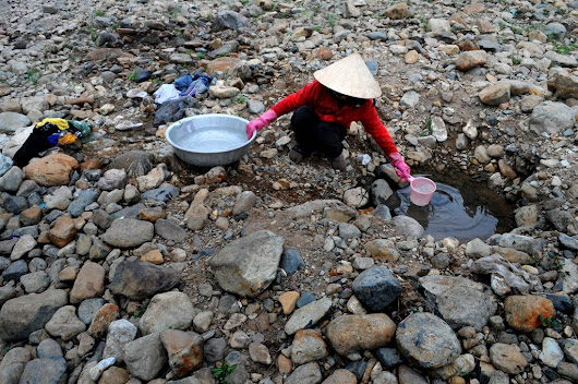 Vietnam Water and Sanitation Photo Contest 2015