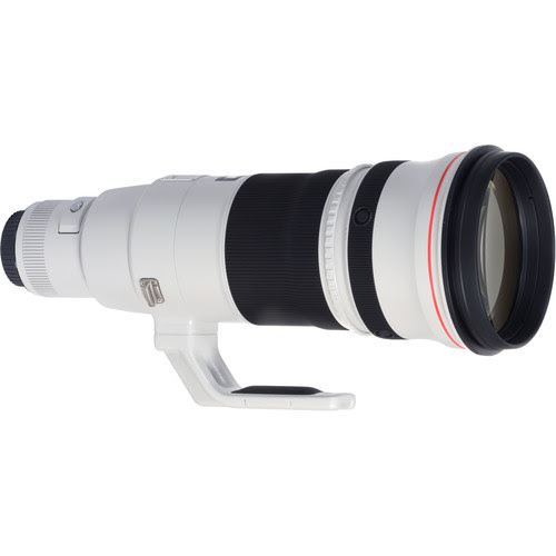 Canon 500mm f/4L IS II Now In Stock