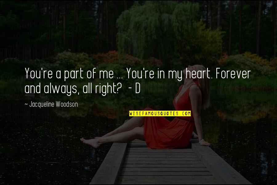 You And Me Always And Forever Quotes Top 39 Famous Quotes About You