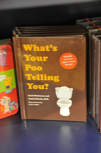 What's your poo telling you...