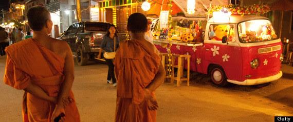 Thai Monks Child Sex Scandal