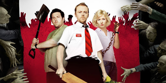10 Years Later, Shaun of the Dead Still Leads the Zombie Pack | Underwire | WIRED