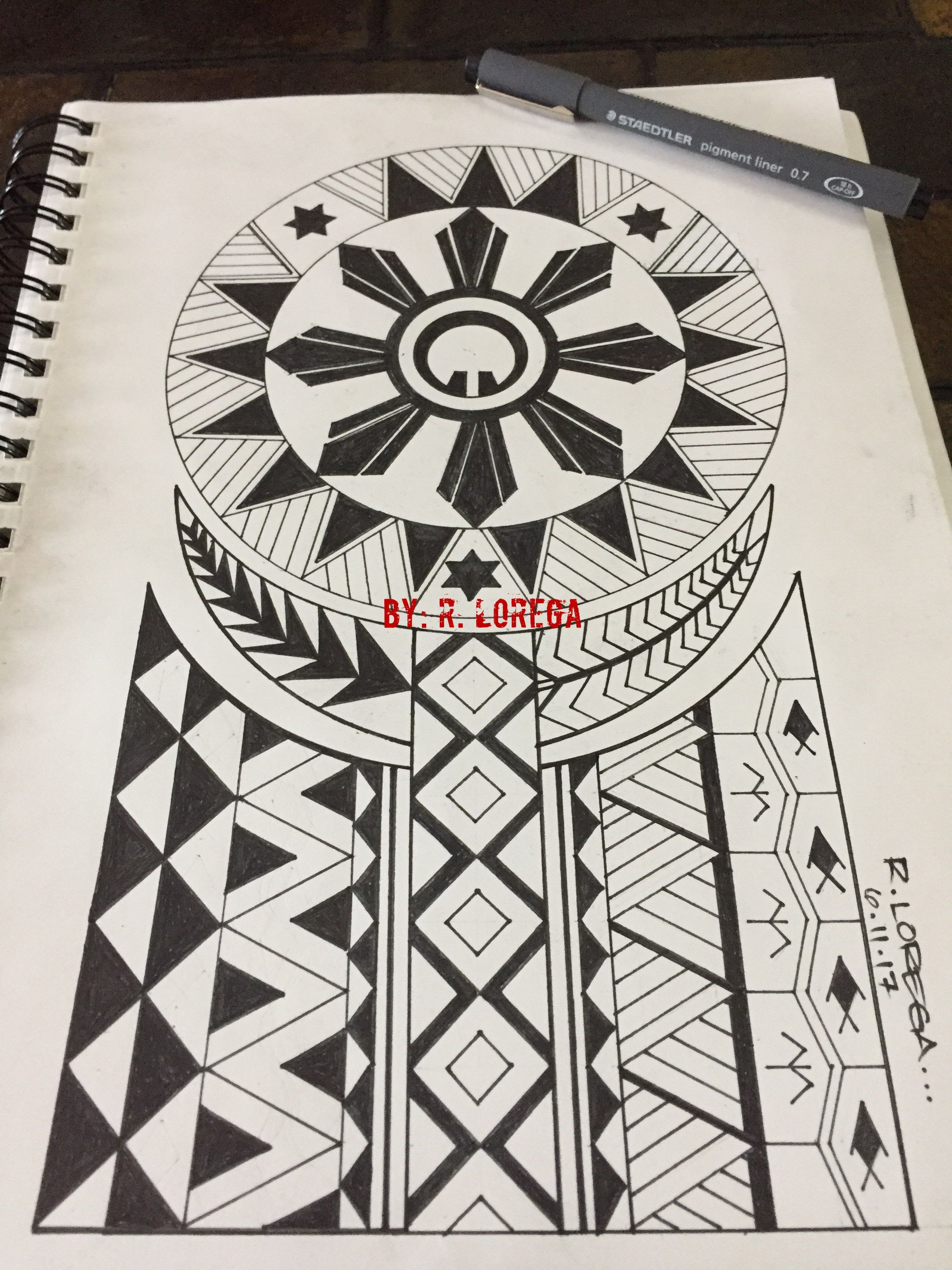 Tribal Tattoos Drawing At Getdrawingscom Free For Personal Use