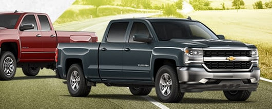 Chevy Specials | Chevrolet Dealership in Tyler, Texas