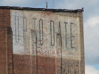 Up To Date Ghost Sign
