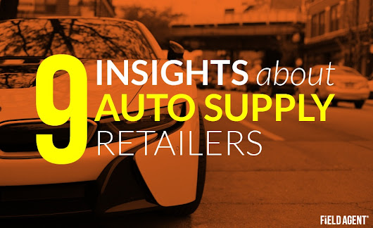 9 Fast & Furious Insights about Auto Supply Retailers
