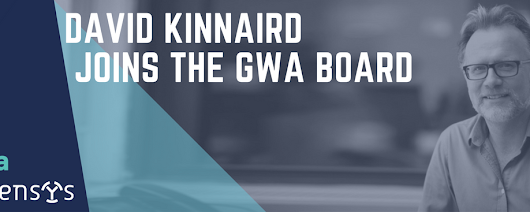 David Kinnaird is Appointed to the Board of the Global Workspace Association