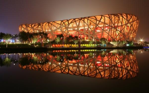 1024 Beijing National Stadium China 600x375 14 Futuristic Building Designs in China