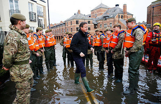 UK flooding: cost of damage to top £5bn but man...