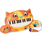 B. Toys Interactive Cat Piano - Meowsic