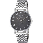 Tissot Unisex T1094101107200 T-Classic Everytime Stainless Steel Watch - Silver