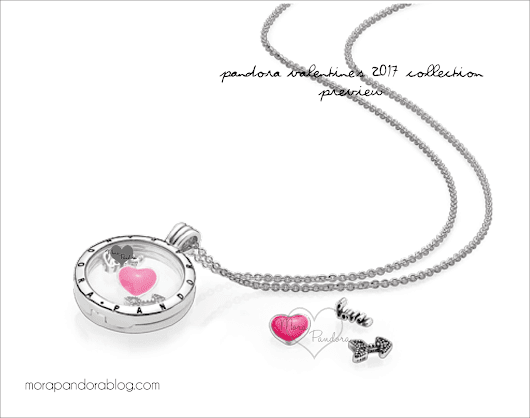 Pandora Valentine's Day 2017 Collection Preview | Mora Pandora