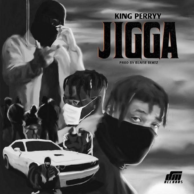 "[MUSIC]  King Perryy – ""Jigga"""