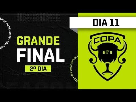 Free Fire : COPA NFA - DIA 11 - Liga COPA NFA - ASSISTA AGORA!!!