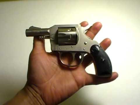 H&R Model 733 .32 S&W Revolver - YouTube