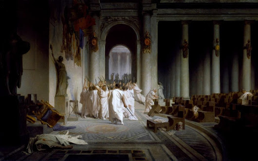 The Ides of March: the assassination of Julius Caesar and how it changed the world