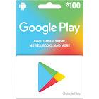 Google Play - Gift Card, Multi