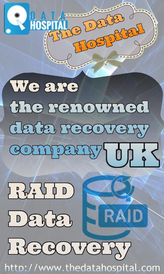 RAID Data Recovery, RAID 0-5 Data Recovery, SSD Data Recovery