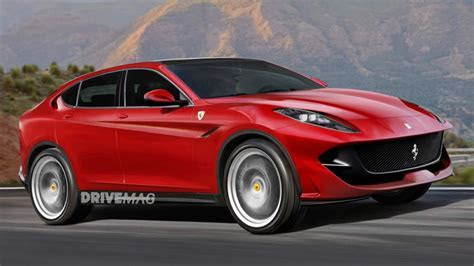 Hate it or love it, but a Ferrari SUV may come our way