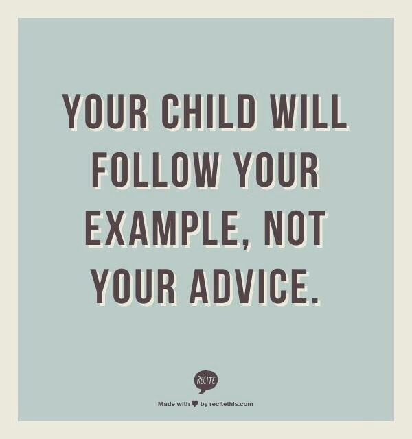 Lead By Example Quote Quote Number 661700 Picture Quotes