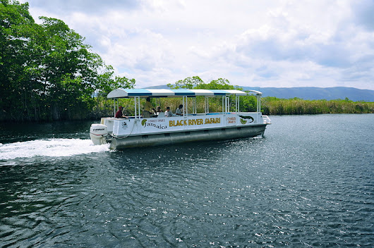 Be One With Nature! on our Jamaica Stress Buster Tours