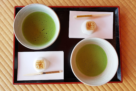 Matcha - Japan's Healthiest and Most Traditional Green Tea » Zooming Japan