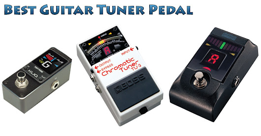 Best Guitar Tuner Pedal 2016 Stage Tuner Review Round-up