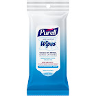 Purell Hand Sanitizing Wipes Clean Refreshing Scent 20 ct., Pack of 6
