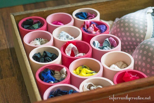 20 Clever Ways to Organize Small Items