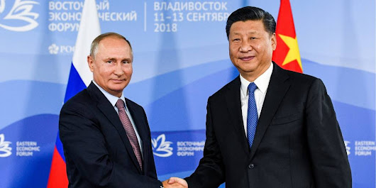 Russia woos China to join nuclear framework with US