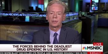 Bombshell Expose: Big Pharma Wrote Bill That Crippled DEA Fight Against Opioid Epidemic
